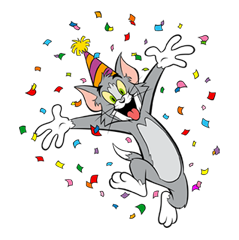 Tom ve Jerry Sticker 4
