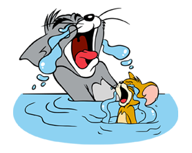 Tom And Jerry Sticker 16