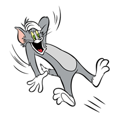 Tom ve Jerry Sticker 28