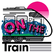 On The Move Sticker 11