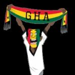 bufandas de fútbol (GU) Pegatina 1