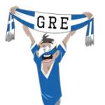 Soccer Scarves (G-U) Sticker 3