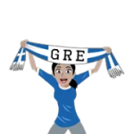 Voetbal Sjaal (G-U) Sticker 4