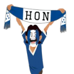 Fotbalové šály (G-U) Nálepka 5
