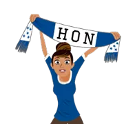 Soccer Scarves (G-U) Sticker 6