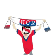 Soccer Scarves (G-U) Sticker 11