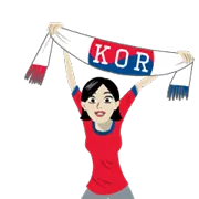 Soccer Scarves (G-U) Sticker 12