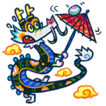 Lunar New Year Sticker 17