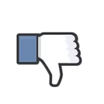 Kan lide officielle Facebook Sticker 2