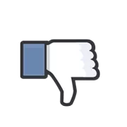 Likes Official Facebook Sticker 2