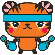 Tigerbell Sticker 3