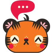 Tigerbell Sticker 8