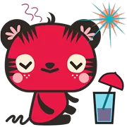 Tigerbell Sticker 10