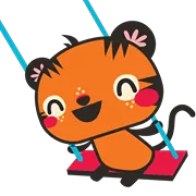Tigerbell Sticker 13