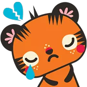 Tigerbell Sticker 22