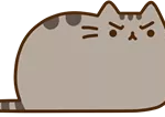 Pusheen Sticker 1