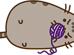 pusheen Sticker 3