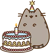 Pusheen Sticker 6