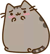 Pusheen Sticker 7