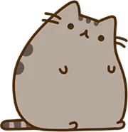 Pusheen Sticker 9