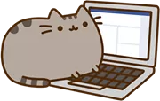 Pusheen Sticker 11