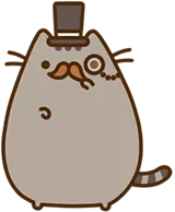 Pusheen Sticker 16