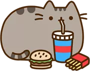 Pusheen Sticker 17