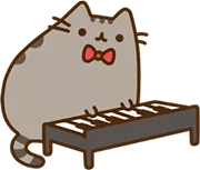 Pusheen Sticker 24