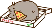 Pusheen Sticker 25