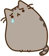 Pusheen Sticker 28