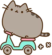 Pusheen Sticker 30