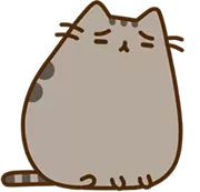 Pusheen Sticker 31