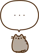 Pusheen Sticker 35