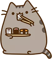 Pusheen Sticker 37