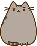 Pusheen Sticker 38