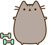 Pusheen Sticker 40