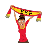 Soccer Scarves (A-F) Sticker 18
