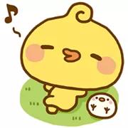 Piyomaru Sticker 2