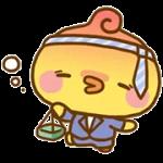 Piyomaruステッカー 4