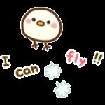 Piyomaru αυτοκόλλητο 5