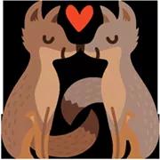 愛は空気ステッカーではあり 5