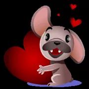 愛は空気ステッカーではあり 6