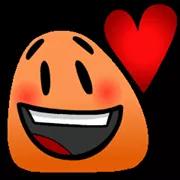 Liefde is in de Sticker Air 10