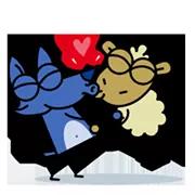 愛は空気ステッカーではあり 13