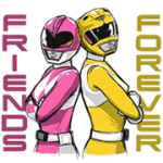 Power Rangers Sticker 4