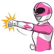 Power Rangers Sticker 5