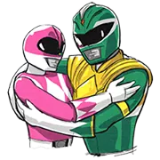 Power Rangers Sticker 7