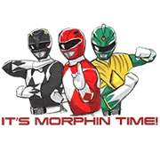 Power Rangers наклейки 10