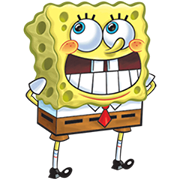 SpongeBob Sticker 2