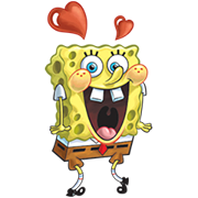 SpongeBob Sticker 2 18